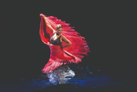 BWW Review: Flamenco Icon Sara Baras Brings SHADOWS to NY City Center