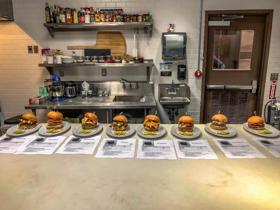 ZINBURGER WINE & BURGER BAR Announces Burger Battle Top 8 Finalists