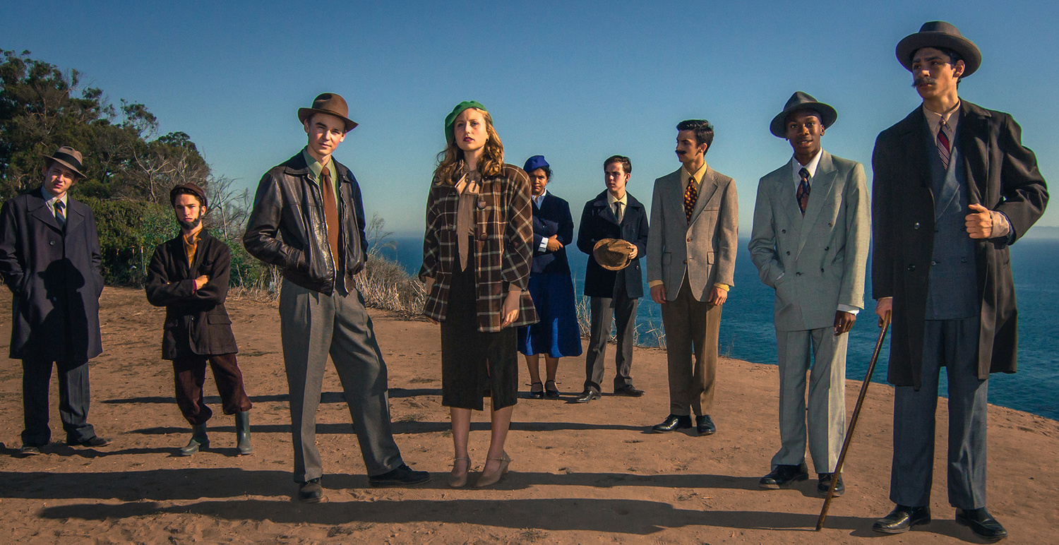 BWW Review: AND THEN THERE WERE NONE at San Marcos High School