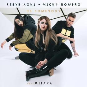 Steve Aoki Teams Up With Nicky Romero and Kiiara for New Single 'Be Somebody'