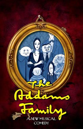 Entr'Acte Theatrix Presents THE ADDAMS FAMILY At The Crest Theatre