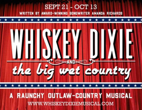 WHISKEY DIXIE & THE BIG WET COUNTRY Comes to Portland