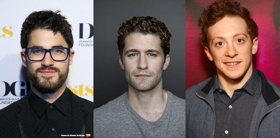 Darren Criss, Matthew Morrison, Ethan Slater, and More Will Lead TodayTix's Dramatists Guild Foundation Benefit Concert