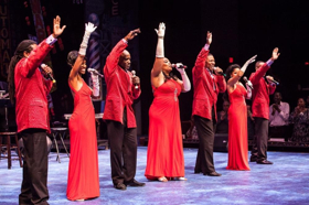 Laguna Playhouse Presents Special Engagement Of FOREVER MOTOWN