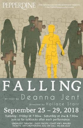 Pepperdine Fine Arts Division Presents FALLING