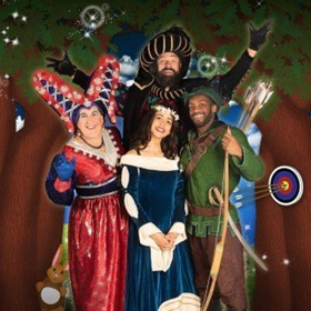 Robin Hood Returns To His Roots For Nottingham Playhouse Pantomime