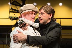 BWW Review: RICHARD III at Radnóti Theatre, Budapest