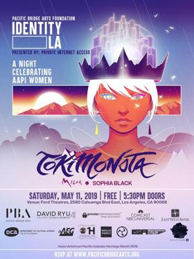IDENTITY LA Concert Event to Celebrate Asian American Pacific Islander Women