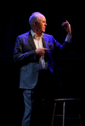 JOHN LITHGOW: STORIES BY HEART Enters its Final Two Weeks