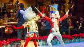 Dazzling Dancers, Gallant Prince, and Stunning Sugar Plum Fairy Make Spirits Bright For Pacific Symphony's NUTCRACKER FOR KIDS