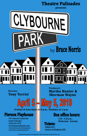 BWW Review: Savagely Funny and Ferociously Smart CLYBOURNE PARK Brilliantly Addresses Racial Discord