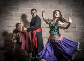 BWW Review: Hale Centre Theatre's THE HUNCHBACK OF NOTRE DAME is a Moving Experience