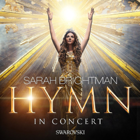 Sarah Brightman Will Release New Album HYMN and Embark on a World Tour