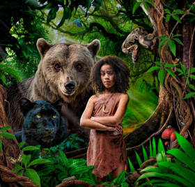 The Wilds of THE JUNGLE BOOK Will Roar into Cincinnati This Fall
