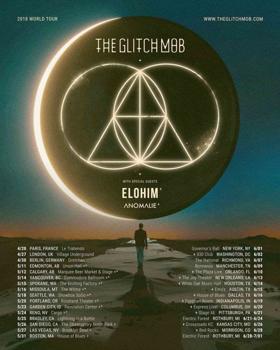THE GLITCH MOB Announce 2018 World Tour