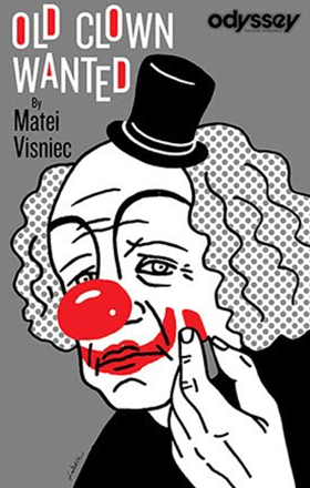 Romanian-French Playwright Matei Visniec's OLD CLOWN WANTED Makes West Coast Premiere