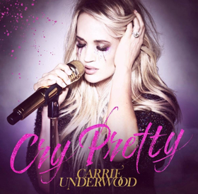 Country Music Superstar Carrie Underwood Releases Letter to Fans + Emotional New Single CRY PRETTY