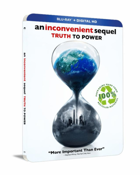 AN INCONVENIENT SEQUEL: TRUTH TO POWER Comes to Blu-ray & DVD 10/24