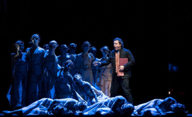 LA Opera Presents New Production Of ORPHEUS AND EURYDICE Featuring The Joffrey Ballet