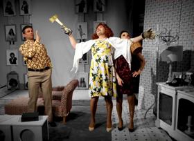 BWW Previews: DIE, MOMMIE, DIE! at Upstairs At The Gatehouse
