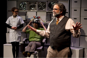 BWW Review: Vibrant Adaptation of THE LATHE OF HEAVEN at Spooky Action