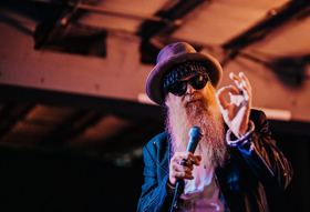 ZZ Top's Billy F Gibbons Holds Q&A and Signing at HMV Oxford Street