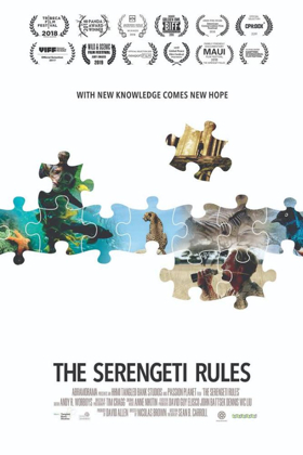 Abramorama Picks Up Documentary THE SERENGETI RULES For North American Theatrical Release