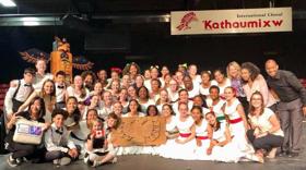 YPC Named 'Choir Of The World' At International Choral Kathaumixw