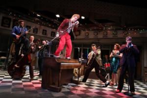 BWW Review: MILLION DOLLAR QUARTET at Bucks County Playhouse- MORE LIKE MILLION DOLLAR OCTET!