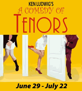 Granite Theatre Announces Auditions for A COMEDY OF TENORS