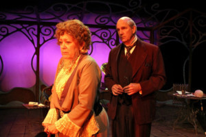 BWW Review: MEMOIR at Williamston Theatre is an Actor's Dream and Triumphs with Karen Sheridan and John Lepard