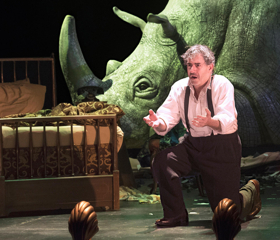 ACT and SF Zoo Announce Partnership During Run of RHINOCEROS