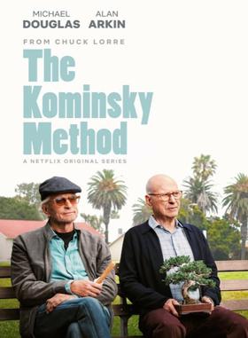 Jane Seymour, Jacqueline Bisset & Paul Reiser Join THE KOMINSKY METHOD