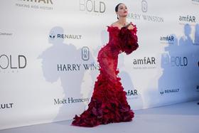 The Ninth Annual amfAR Gala Los Angeles to Honor Katy Perry