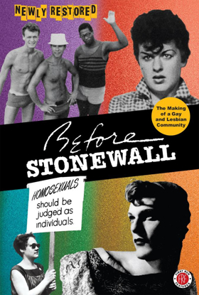 First Run Features Announces Re-Release of BEFORE STONEWALL