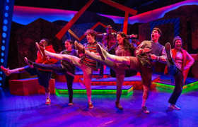 BWW Review: ALEXANDER AND THE TERRIBLE, HORRIBLE, NO GOOD, VERY BAD DAY at Adventure Theatre