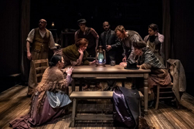 BWW Reviews: OIL at Olney Theatre Center - It's an American Premiere