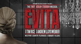 Westport Country Playhouse EVITA Re-Casts Eva Peron Due to Racial Concerns