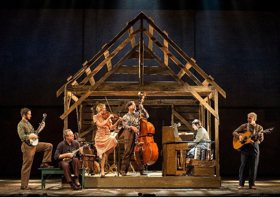 BWW Review: BRIGHT STAR Burns Out Too Soon