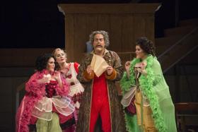 Merola Opera Program Announces Season, Unveils Opera Stars of Tomorrow