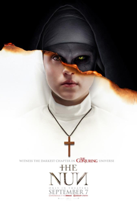 THE NUN Crosses $200 Million at Global Box Office