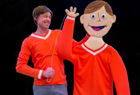 Derby Dinner Playhouse Presents THE MUSICAL ADVENTURES OF FLAT STANLEY