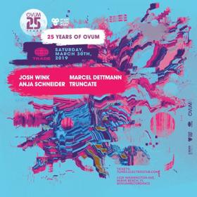 Josh Wink, Marcel Dettmann, Truncate and Anja Schneider to Celebrate 25 Years Of Ovum at Miami Music Week