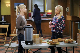 Scoop: Coming Up on a New Episode of MOM on CBS - Thursday, November 1, 2018