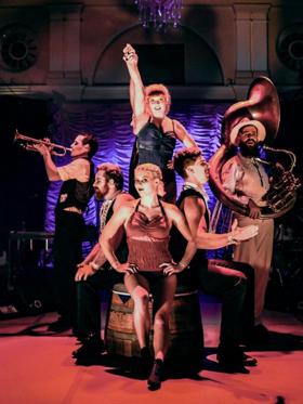 Scotland's Danny MacAskill Joins International Artists As Underbelly's Circus Hub Celebrates 5th Anniversary