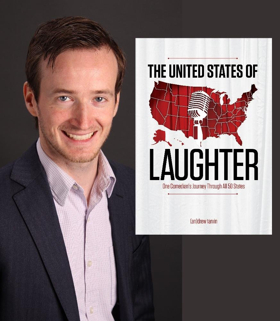 Andrew Tarvin Brings 'United States of Laughter' to San Diego