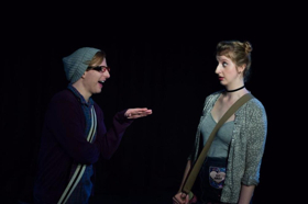 BWW Review: ORDINARY DAYS, Drayton Arms Theatre