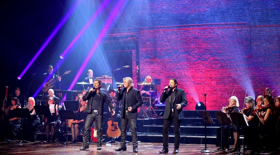 The Texas Tenors Set to Make Canadian Debut