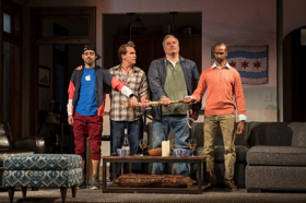 BWW Review: SUPPORT GROUP FOR MEN at Goodman Theatre