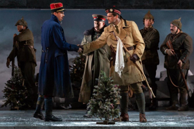BWW Review: A Weekend in the Country at Glimmerglass Festival, Part One, SILENT NIGHT